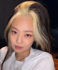 ジェニ 髪型